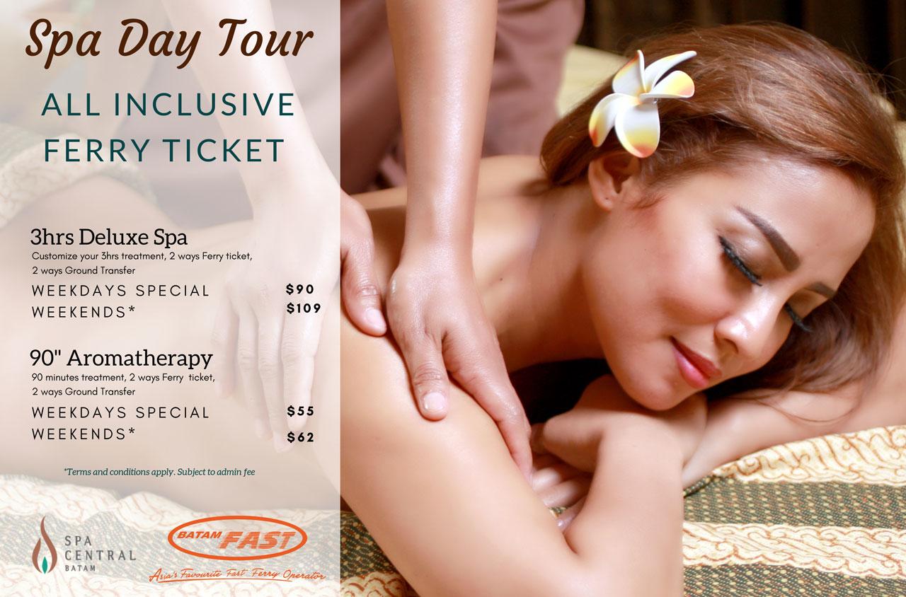 Batam massage special service